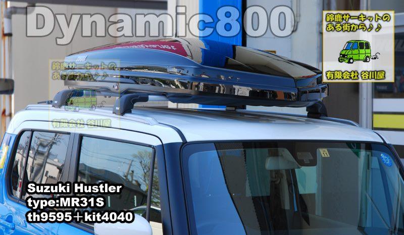 suzuki hustler Dynamic800/M