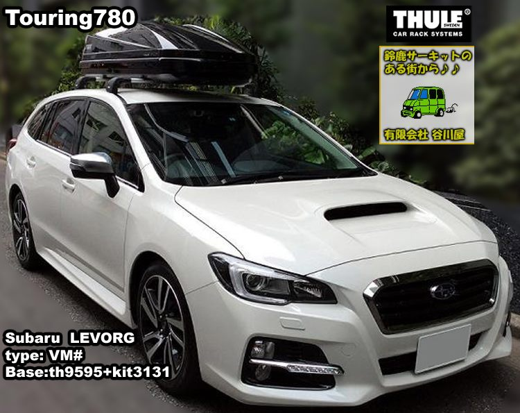 th6348-1 Touring780 subaru revorg