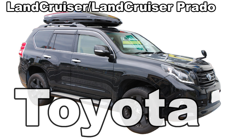 toyota land cruiser 200 prado