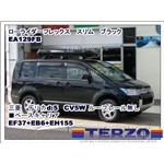 TERZOローライダーフレックス スリムEA129FB :三菱 デリカd:5装着例