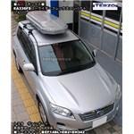 トヨタヴァンガードにTERZO:ローライダーFLEXコンパクトEA336FSを装着