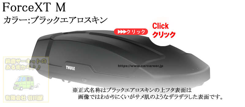 THULE ForceXT M