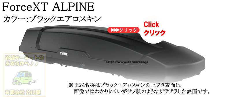 THULE ForceXT ALPINE